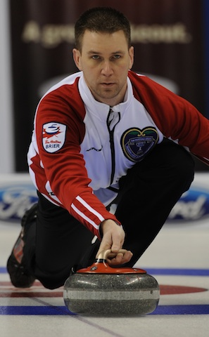 "Atlantic Canada's ""Golden Boy"" Heading to Capital One Canada Cup of Curling"