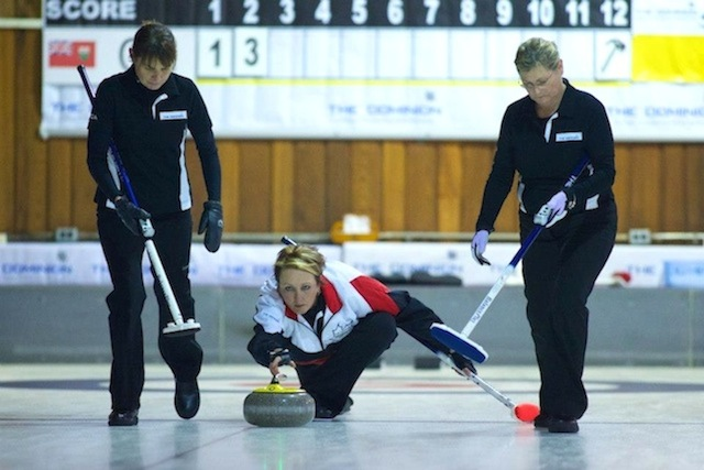 Leaders Emerge on Day Two of The Dominion Curling Club Championship