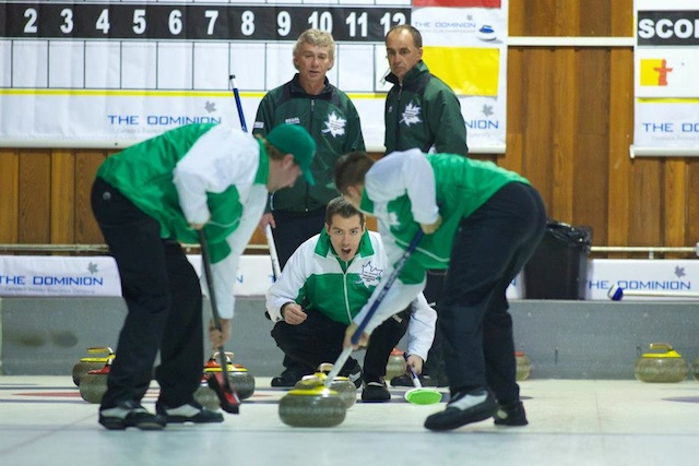 Day Three at The Dominion Curling Club Championship