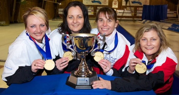 Ontario Women, Alberta Men win 2012 The Dominion Curling Club Championship