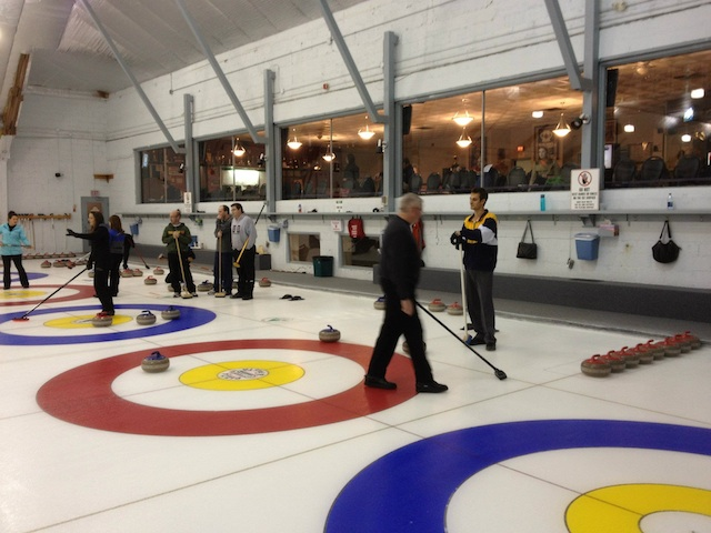 Around the House: Community Funspiel Kicks Off Season in North Bay, Ontario