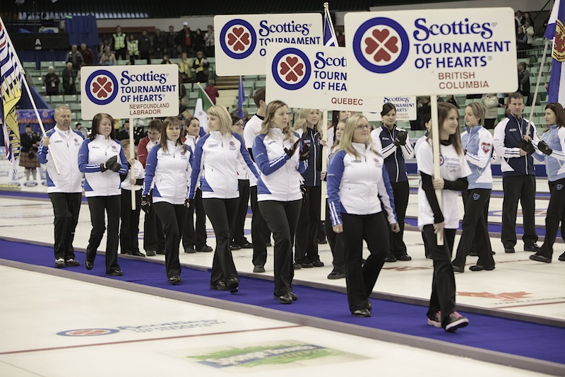 Junior Stars Shine Bright at the Kingston Scotties