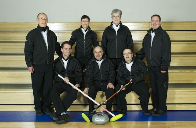 PEI Special Olympics Curling Team wins National Honour