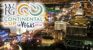 Las Vegas will host the 2014 WFG Continental Cup