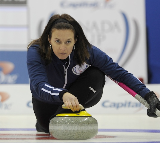Nedohin Takes a Place Among Curling's Elite