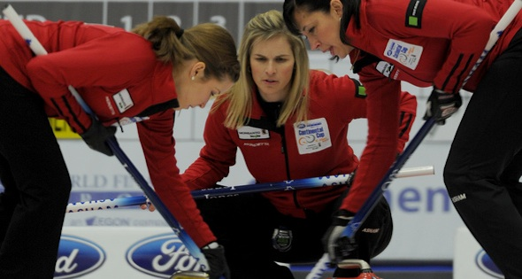 Jones Makes Season Debut at WFG Continental Cup of Curling