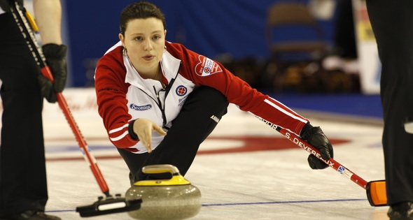 Devereaux Books a Trip to the Scotties