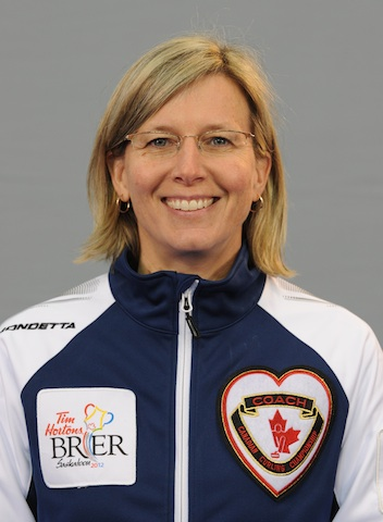 Focus on Coaching: Take four young curlers…