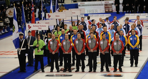 Pick Your Seat for Any Draw of the Tim Hortons Brier