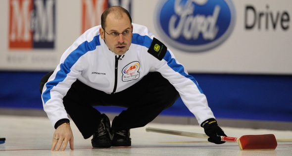 Two teams lock up spots for the Tim Hortons Brier