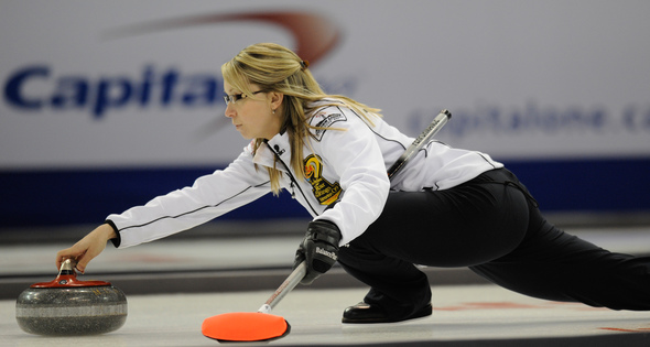 Expect Heavy Traffic on the Road to the Scotties