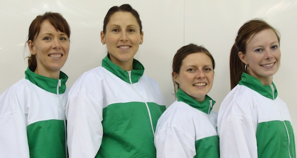 A fresh face for Saskatchewan at the Scotties