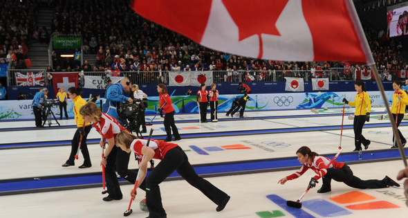 Funding to help Canadian curlers in pursuit of gold in Sochi