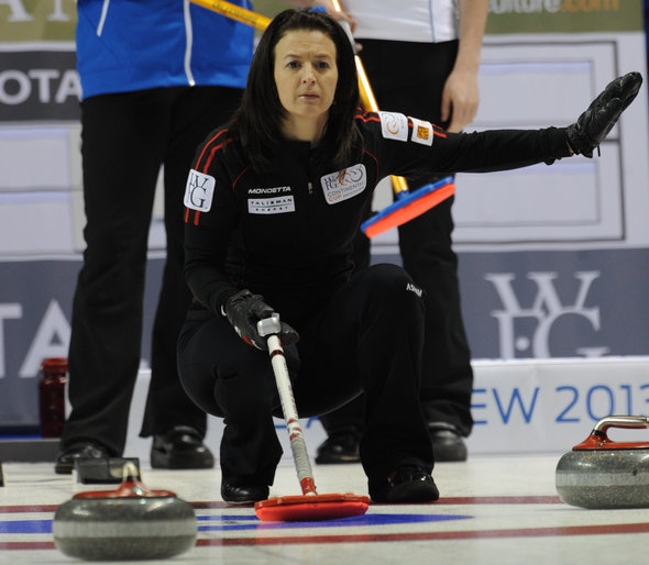 Team North America takes lead at WFG Continental Cup
