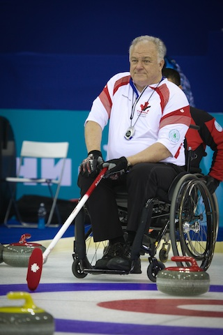 Canada remains in first place at Wheelchair Worlds