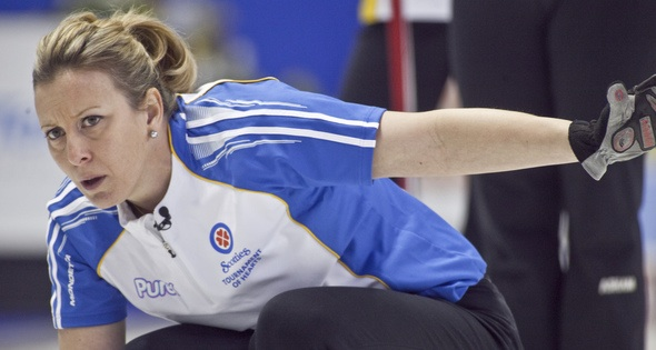 B.C. moves up to fourth place after Draw 14 at the Scotties