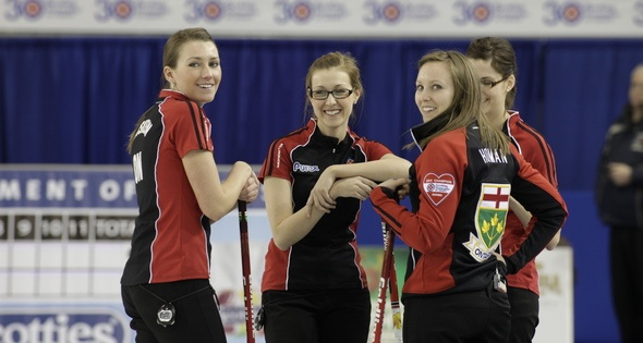 Homan holds hot hand coming into the Scotties