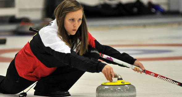 Rachel Homan wins Ford Hot Shots