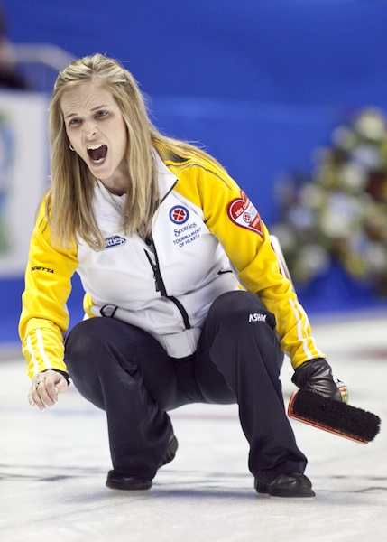 Manitoba and Ontario in Scotties final; Canada and B.C. play for bronze medal
