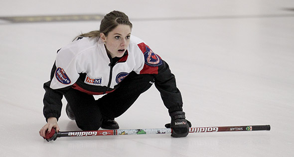 Playoff matchups set at the Canadian Juniors