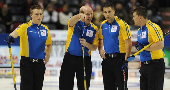 Martin hometown favourite for the Brier