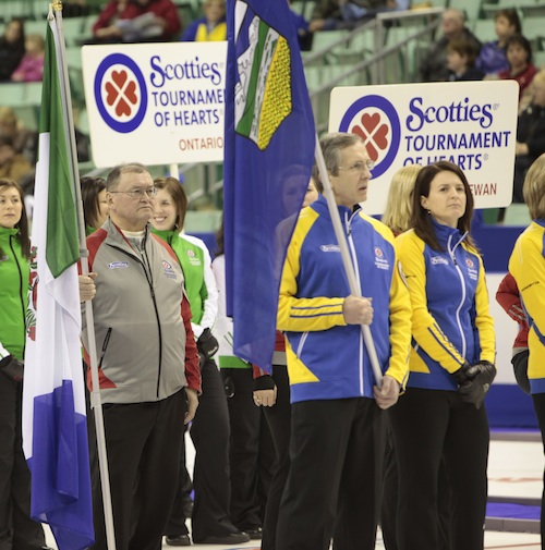 Kingston curling legends to be honoured at the Scotties