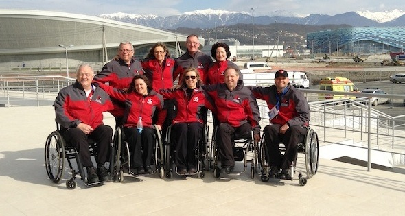 Team Canada off to perfect start at Wheelchair Worlds
