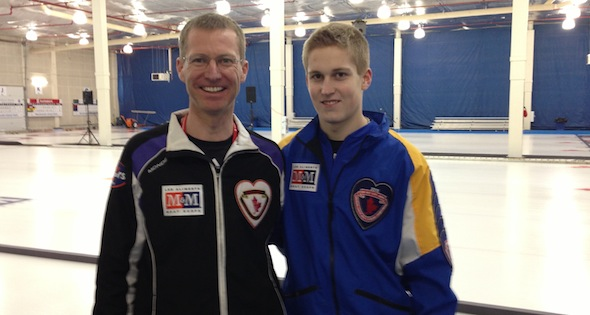 Alberta wins the Scoffin Bowl at Canadian Juniors