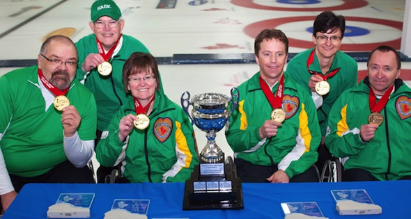 Canadian Wheelchair Curling Championship begins Monday in Ottawa