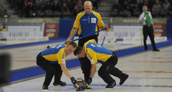 Ontario clinches top spot, Alberta still hanging on at Tim Hortons Brier