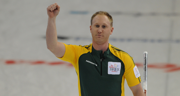 Jacobs upsets Howard to get berth in tonight's final in Tim Hortons Brier