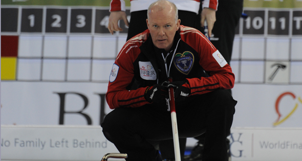 Howard wins bronze at Tim Hortons Brier