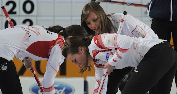 Team Canada to play for bronze at World Women's