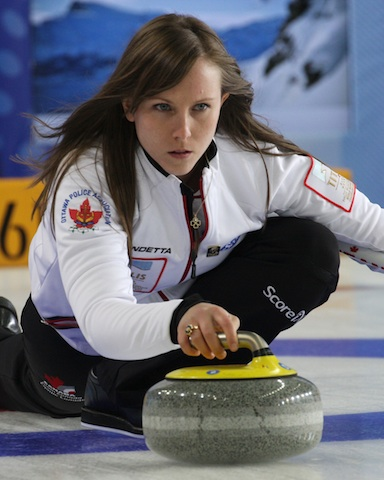 Slow start for Canada at Women's Worlds