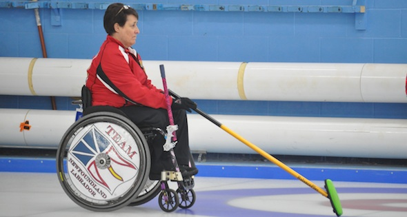 Newfoundland and Labrador keeps it close at wheelchair curling nationals