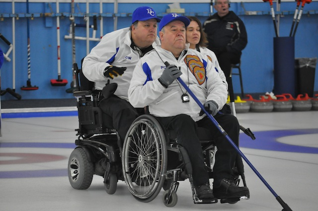 B.C. wins semifinal at Canadian Wheelchair Championship