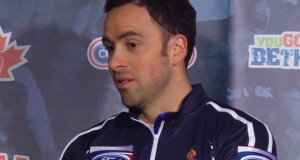 Draw 2 Media Scrum – 2013 Ford World Men's Curling Championship