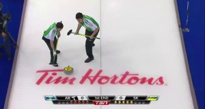 AB vs SK: 2013 Tim Hortons Brier – Draw 14