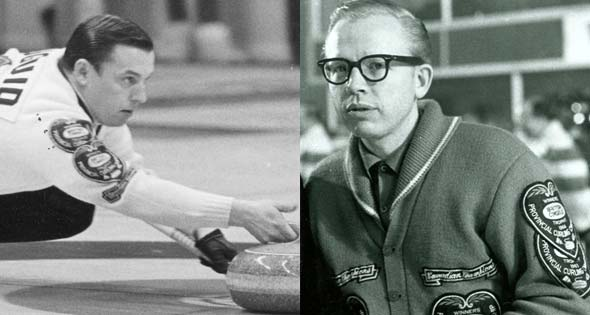 Duguid, Northcott to be inducted into World Curling Hall of Fame