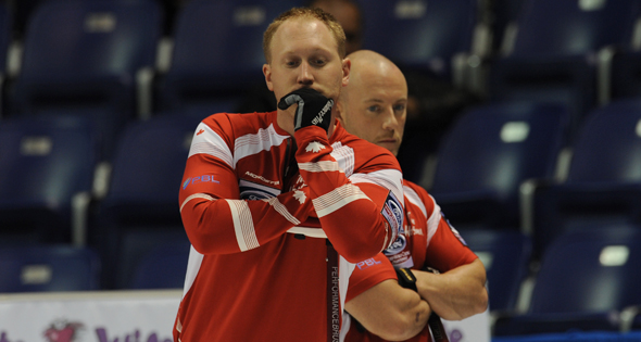 Team Canada remains unbeaten after win over Swiss at Ford Worlds