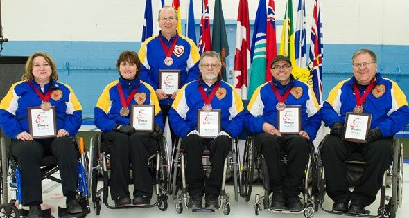 A conversation with Andy Jones, wheelchair curling coach