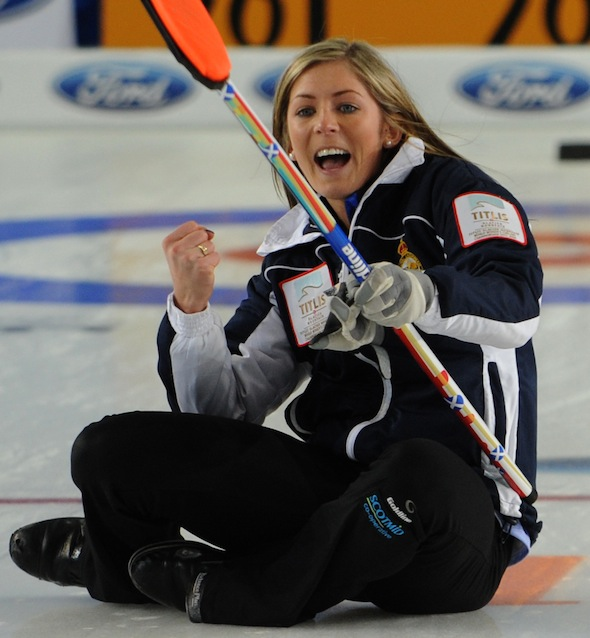 Eve Muirhead. (Photo, ACC/Michael Burns)
