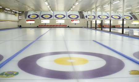 The top senior curling teams in Canada will be at the Thistle Club in 2015. (Photo, courtesy Thistle Curling Club)