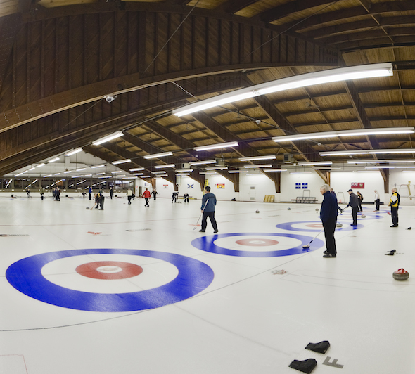 The Ottawa Hunt and Golf Club will play host to the 2014 Canadian Mixed Doubles Trials. (Photo, courtesy Ottawa Hunt and Golf Club)