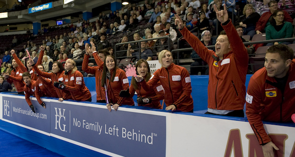 A scene from the 2013 WFG Continental Cup. (Photo, CCA/Michael Burns)