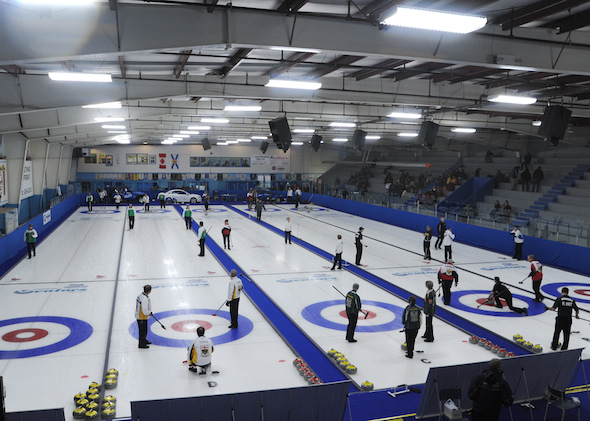 Le Digby Area Recreation Centre, qui a accueilli les aînés du Canada de 2011, fera encore en 2016. (Photo, courtoisie Digby Area Recreation Centre)