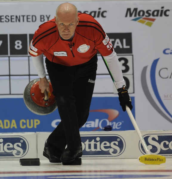 Glenn Howard (Photo CCA/Michael Burns)