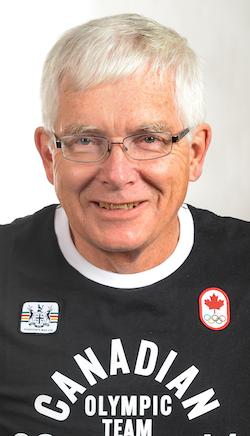 Entraîneur de l'équipe Canada Tom Coulterman