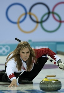 Équipe Canada capitaine Jennifer Jones. (Photo, CCA / Michael Burns Photography)