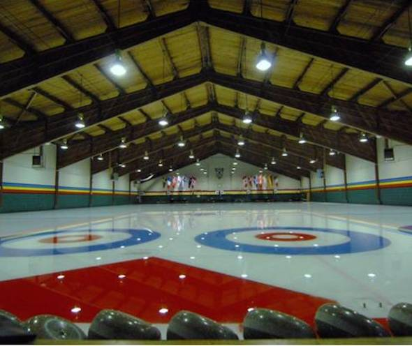 Le Weston Golf & Country Club de Toronto sera l'hôte du Championnat canadien de curling mixte 2016. (Photos, courtoisie Westton Golf & Country Club)